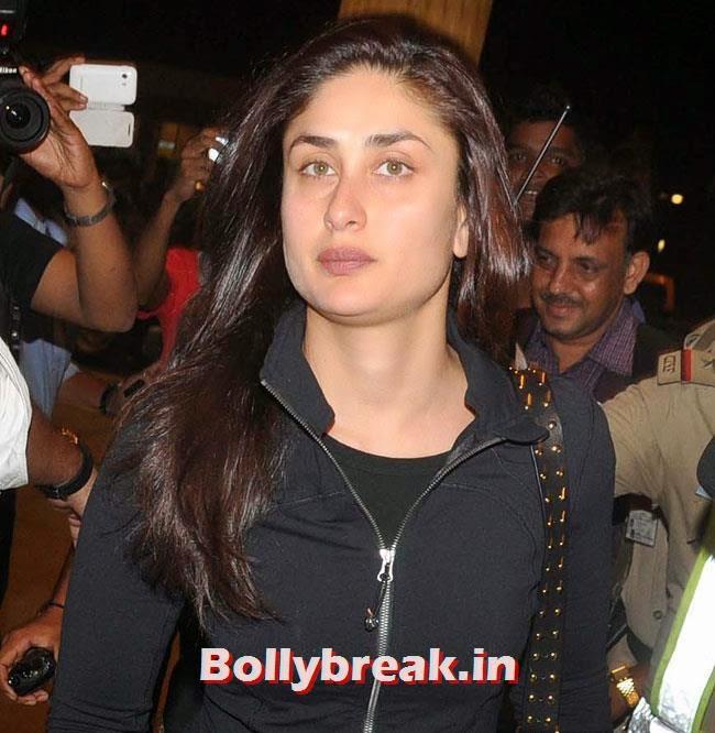 Kareena Kapoor, Celebs LeaveFor IIFA 2014 - Kareena Kapoor