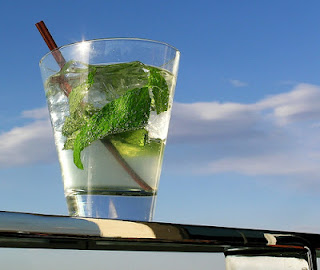 photo mojito exterieur ciel