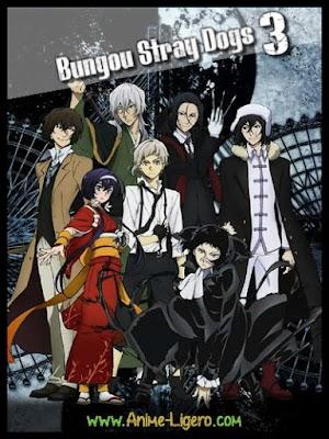 Bungou Stray Dogs 3rd Season [06/12][MEGA] HDTV | 720P [140MB][Sub Español]