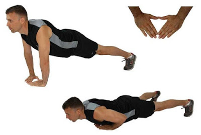 No Gym No Problem - The Push-Ups Home Workout Routine