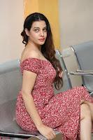Diksha Panth in a Deep neck Short dress at Maya Mall pre release function ~ Celebrities Exclusive Galleries 034.JPG