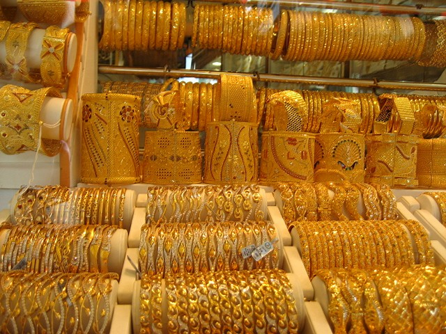 Living Rootless Dubai Gold
