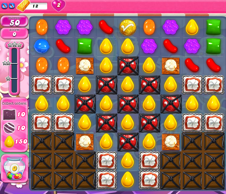 Candy Crush Saga 1189