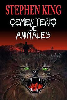 Resultado de imagen para cementerio de mascotas stephen king portada