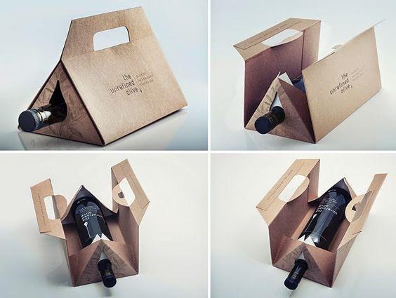 ¡Diviértete creando cualquier modelo de cajas para botellas! El poder está en tus manos