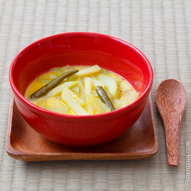 sayur lodeh, vegetable curry