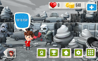 Watch out Zombies! v2.0.2 Mod Apk Terbaru