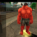 Red Hulk Mod For Gta San Andreas Android With Superpower | Red Hulk Skinpack For Gta San Andreas Android