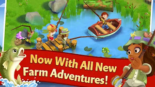 FarmVille 2 Country Escape v8.4.1797 Mod