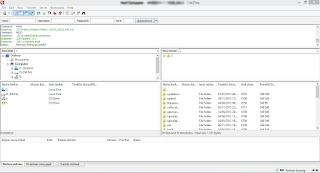 Use FileZilla - FTP6