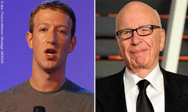 دعوة فيسبوك إلى الدفع لناشري الأخبار على منصتها