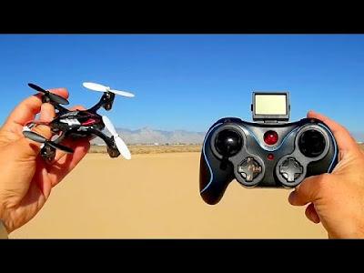 Spesifikasi Drone JJRC H6C - OmahDrones