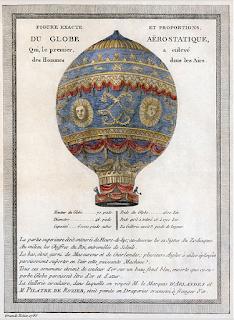 Balaon udara Montgolfier bersaudara