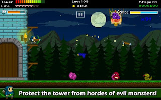 Warcher Defenders Apk v1.0 [Mod Money]2