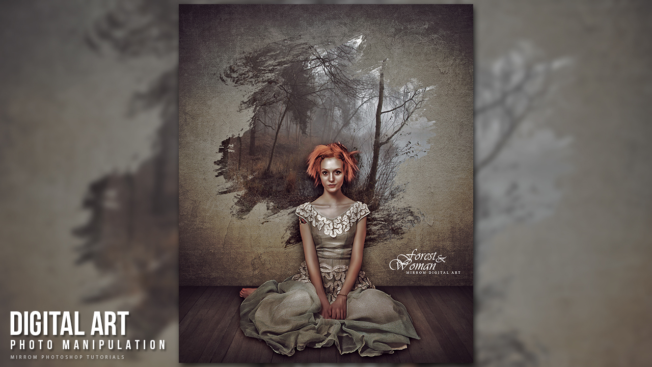 Create Concept Art Photo Manipulation In Photoshop CC