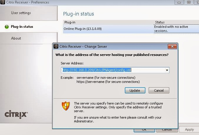 Citrix XenApp 6 5 : Part 9 Enabling Pass-Through Authentication on