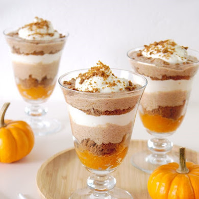 No-Bake Pumpkin Spice Parfaits Recipe