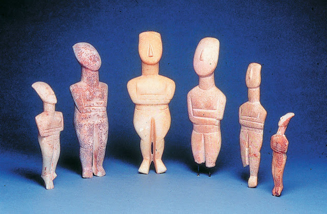 'Cycladic Society: 5,000 years ago' at the Cycladic Art Museum, Athens