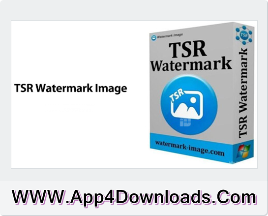 TSR Watermark Image 3.5.7.4 Download For Windows 2017