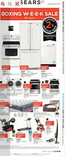 Sears Flyer valid June 29 to July 12, 2017
