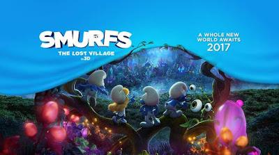 Smurfs Merilis Poster Dan Trailer Terbaru