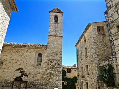 Church in St. Paul de Vence