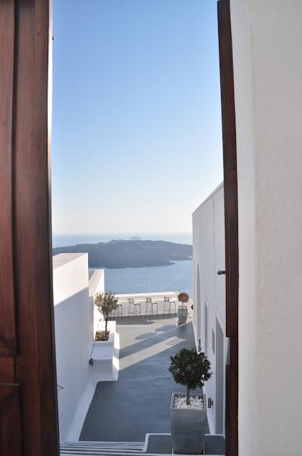 Yunan Adaları - Santorini