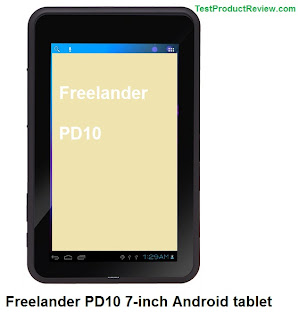 Freelander PD10 7-inch Android tablet