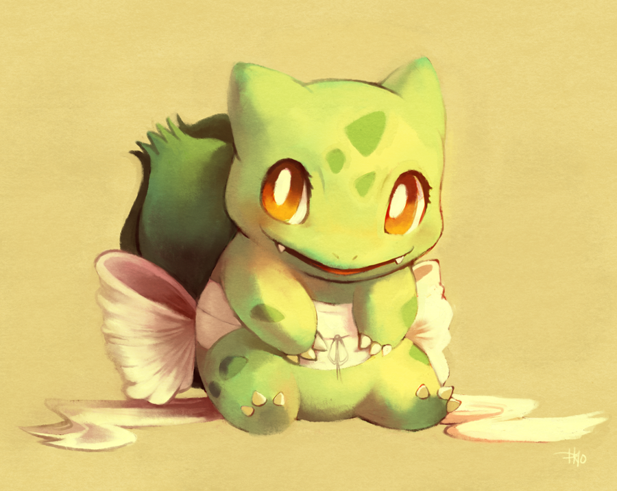 cute pokemon bulbasaur - photo #21