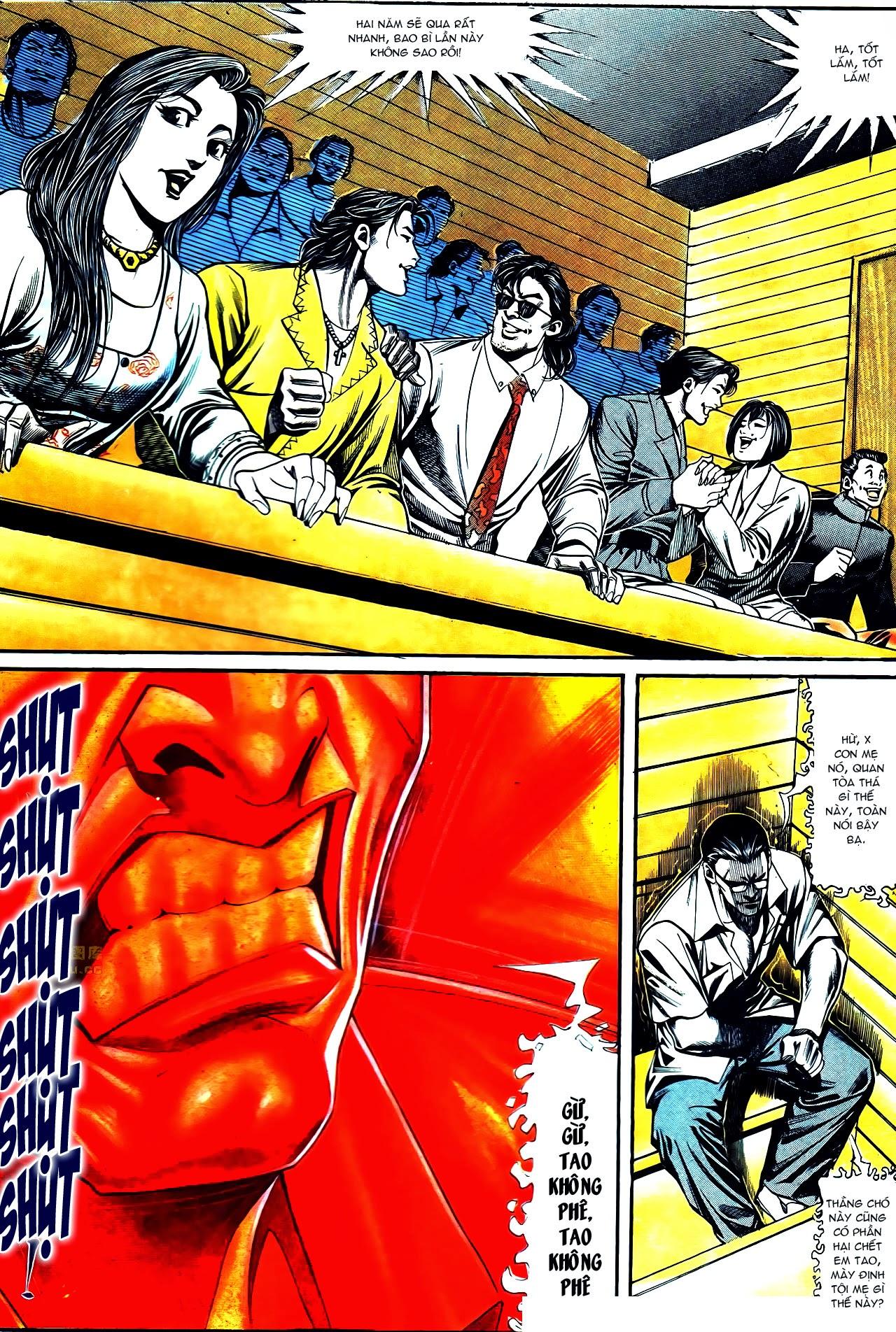 Người Trong Giang Hồ chapter 119: tù chung thân trang 26
