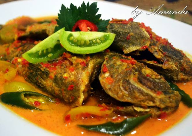 Nila Kuah Pedas Ala Chef Yohanes Eka Chandra