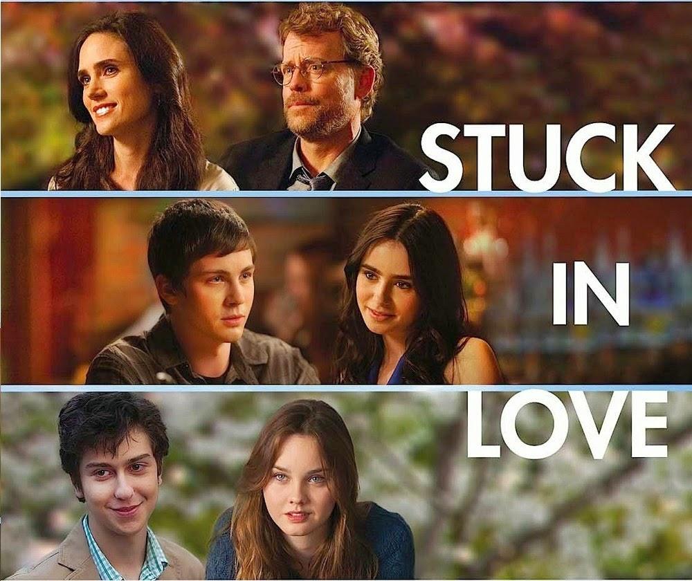 The Tony Lucas Blog: Dica de filme: Ligados Pelo Amor (Stuck In Love)