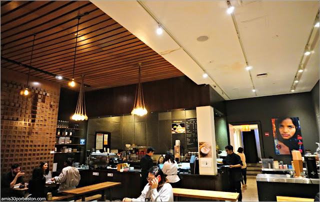 Cafeterías de Nueva York: Grace Street Matcha