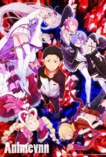 Re:Zero kara Hajimeru Isekai Seikatsu -  2016 Poster