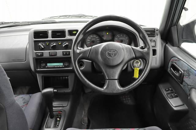 1998 Toyota Rav4 3door J 4wd Tanzania To Dar Es Salaam