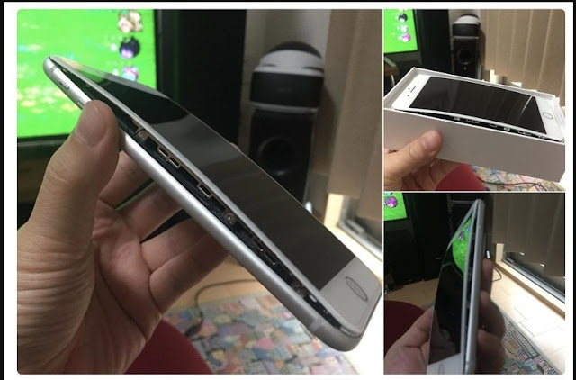 New Incident Of iPhone 8 Plus Batteries Swelling Out Of Their Cases Surfaces