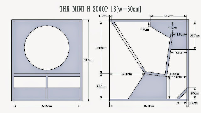 Skema Mini Hoog Scoop 18 inch