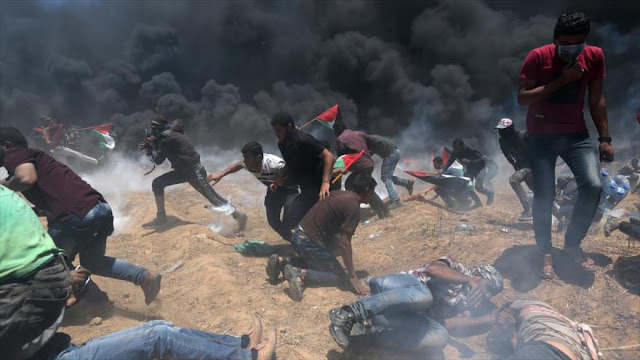 España critica uso mortal de la 'fuerza' por Israel contra palestinos