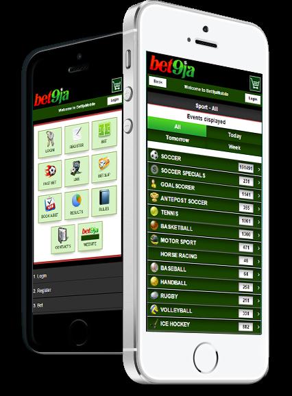 Bet9ja Casino App