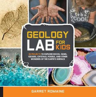 From creating your own crystals to studying sediment to producing your own paint and bricks Geology Lab for Kids is packed full of fun projects. Kids can get hands on creating, baking, mixing, studying, constructing, and more!