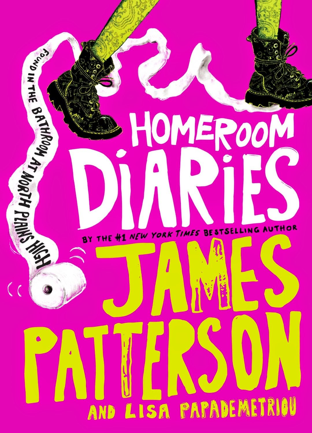 Review - Homeroom Diaries by James Patterson and Lisa Papademetriou