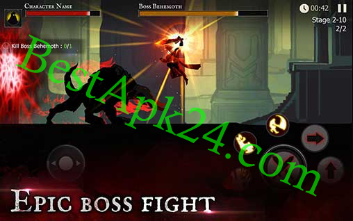Shadow%2Bof%2BDeath%2BDark%2BKnight%2BApk%2BMod%2Bfor%2BAndroid - Shadow of Death: Dark Knight 1.13.1.0 Apk + Mod for Android