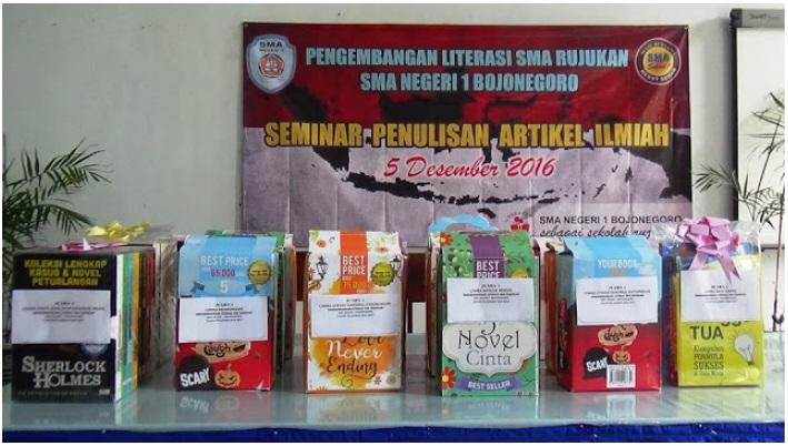 Sekolah Rujukan Budaya Literasi