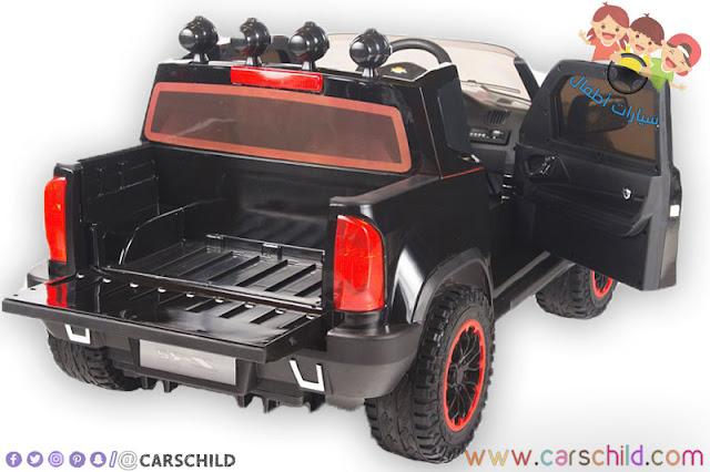 سيارة اطفال كهربائية صغيرة