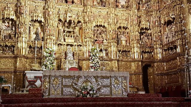 Catedral, Torre de Giralda, Sevilla, Andalucía, España, Elisa N, Blog de Viajes, Lifestyle, Travel