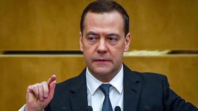 """Rusia califica de """"competencia desleal"""" sanciones de Estados Unidos"""