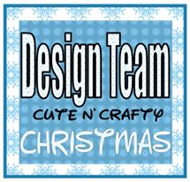 Cute 'n' Crafty Christmas Challenge Design Team Member