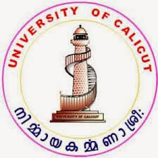 Calicut University Time Table 2016