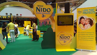 Nido Advanced Protectus 3+, Love That Protects Trade Activity