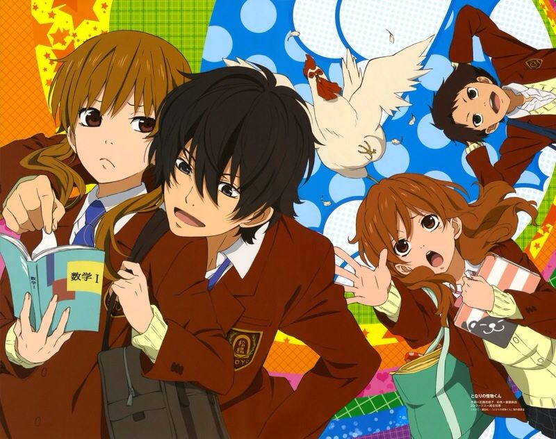 15 Rekomendasi Anime Romance Comedy Terbaik